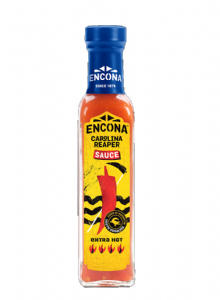 Carolina Reaper Chilli Sauce by Encona | Buy Online at the Asian Cookshop